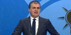 Ömer Çelik'ten Yunanistan açıklaması!