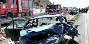 Bayram tatilindeki kazalarda 90 kişi yaşamını yitirdi