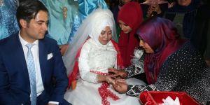 Erdoğan sevdalısı Endonezyalı geline Türk usulü düğün yapıldı