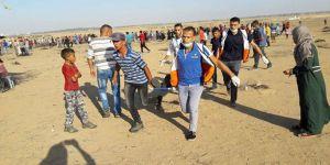 İsrail askerleri, 189 Filistinliyi yaraladı