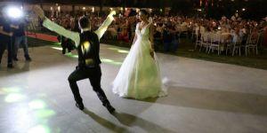 Çinli geline, Trakya usulü düğün
