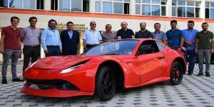 Yüzde 95'i yerli üretim elektrikli otomobil