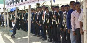 Yemen'de toplu düğün töreni