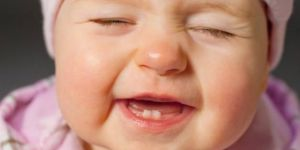 Bebeklerde süt dişlerine dikkat