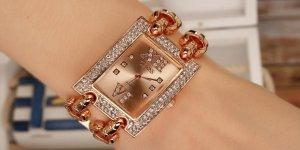 Tarzına Uygun Şık Tasarımlı Bayan Saat Modelleri
