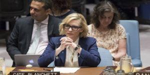 Hollywood starının sözleri BM'yi salladı!
