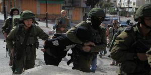 İsrail askerleri 27 Filistinliyi gözaltına aldı