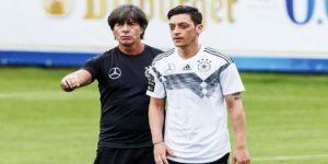 Löw'den Mesut Özil açıklaması!