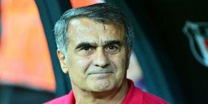 Güneş'in, Beşiktaş ile 32. Avrupa maçı