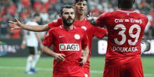 Antalyaspor ile Çaykur Rizespor 18. randevuda