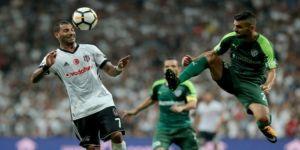 Bursaspor-Beşiktaş karşılaşmasını siyah-beyazlı taraftar izleyemeyecek