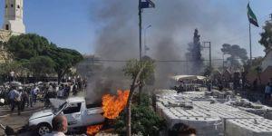 Bomba yüklü bir araç patladı: 3 ölü