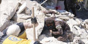 391 sivil yaşamını yitirdi