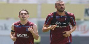 Maça saatler kala Trabzonspor'da çifte şok!
