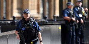 BBC binası önünde bomba alarmı