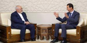 Zarif, Esad ile görüştü