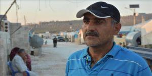 İdlibliler Türkiye'den yardım bekliyor