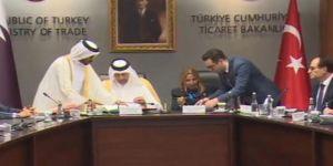Türkiye ile Katar arasında dev anlaşma imzalandı!