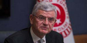 Volkan Bozkır, Rusya Büyükelçisini kabul etti
