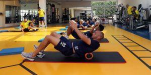 Fenerbahçe kuvvet ve dayanıklılık çalıştı