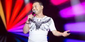 Serdar Ortaç, unutulmaz bir konser verdi