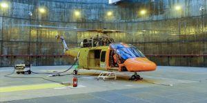 Yerli helikopter göklerde