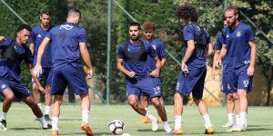 Fenerbahçe'de, Konyaspor maçı hazırlıkları sürüyor