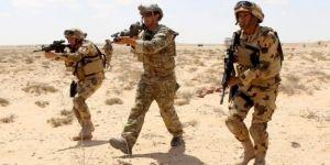 Mısır ve ABD'den ortak terörle mücadele tatbikatı