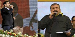 Demirtaş ve Önder'e hapis cezası