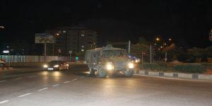 Suriye'ye askeri sevkıyat