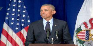 Obama suskunluğunu bozdu