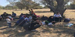 67 mülteci yakalandı