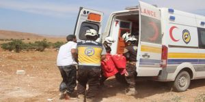 İdlib ve Hama'da 4 kişi hayatını kaybetti