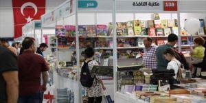 Arapça Kitap Fuarı'na büyük ilgi