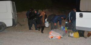 29 mülteci yakalandı