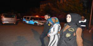 Torun katili kadın tutuklandı