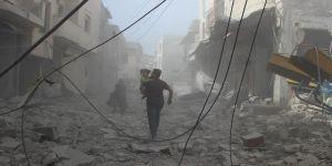 AB İdlib'e hava saldırıları konusunda uyardı