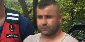 O katil zanlısı Kocaeli'de yakalandı