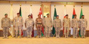 Kuveyt'te geniş çaplı askeri toplantı