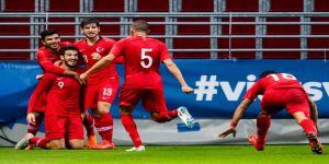 Ümit Milli Takım, İsveç'i 1-0 yendi