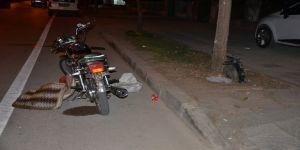 2 şüpheli motosikletle kaçarken yakalandı