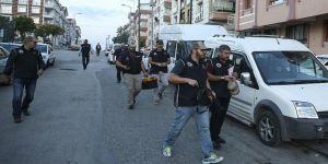 DEAŞ operasyonunda 4 gözaltı