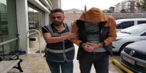 Çanta hırsızlığı iddiasına gözaltı
