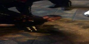 Gebze'de satırlı saldırı !