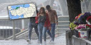 Meteoroloji'den flaş uyarı: 5 gün sürecek