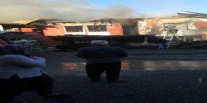 Ev ve iş yeri yangını