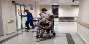 Mermer ocağında patlama: 1'i ağır 3 yaralı