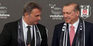 Cumhurbaşkanı Erdoğan Fikret Orman'ı kutladı