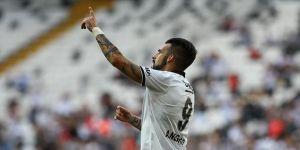 Negredo'dan Beşiktaş'a veda mesajı