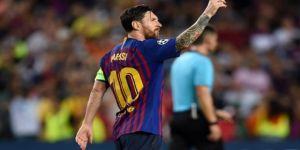 Messi hat-tickle başladı!